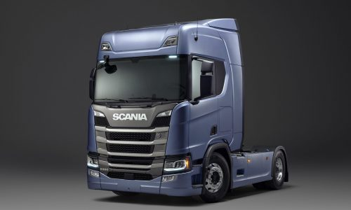 Scania NextGen. Persfoto Scania