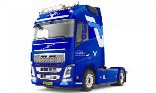 Ontwerp Volvo FH Van Veluw BV